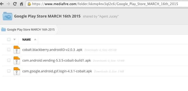 cobalt google play store