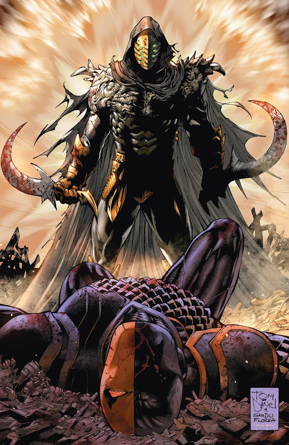 Godswar Online: Deathstroke – Gods Of War