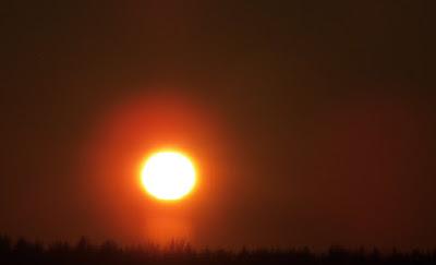 Солнечный Луч 16 декабря 2016 Солнце Закат солнечный столб