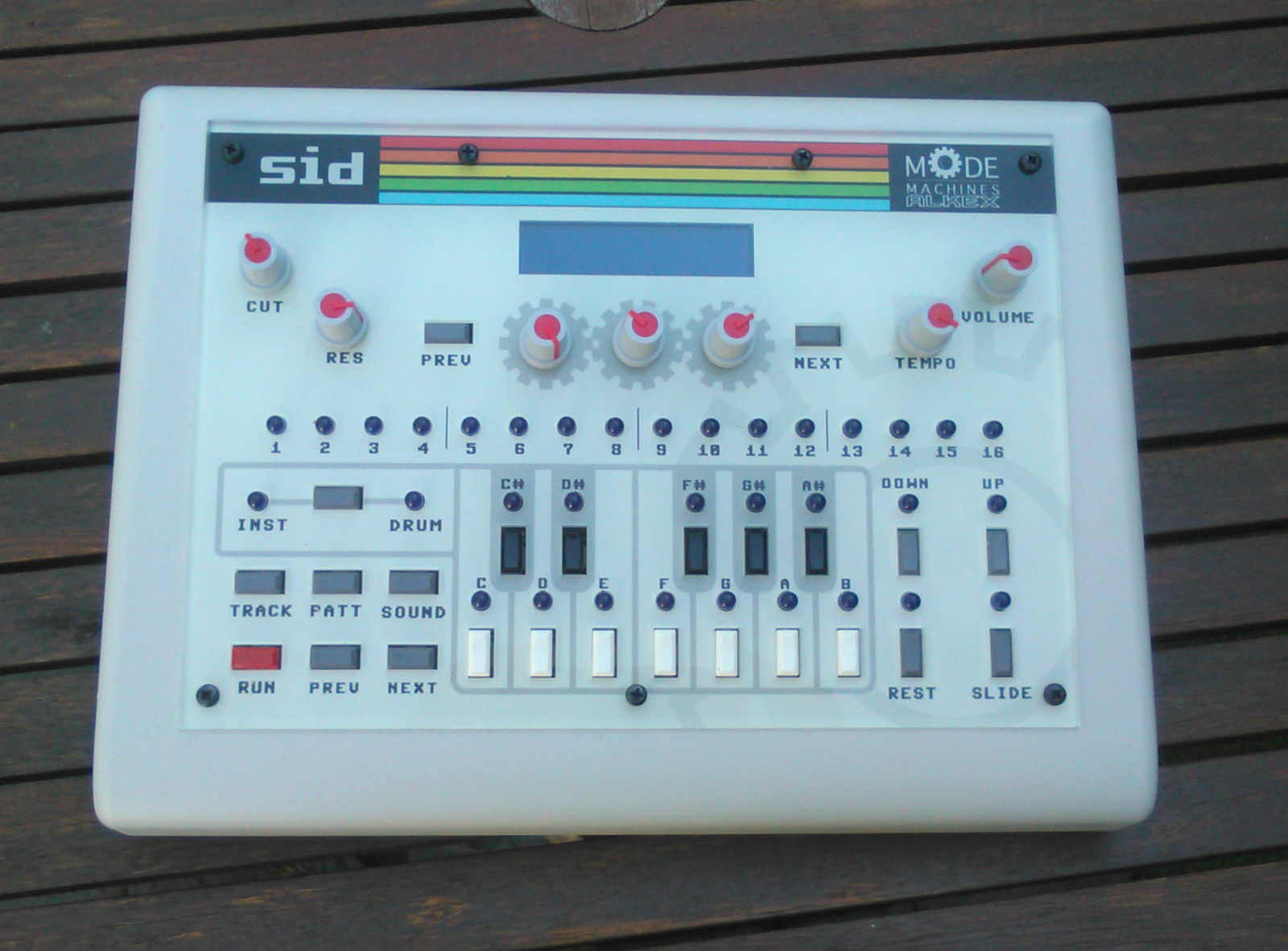 Matrixsynth Wednesday May 6 2015 Diabolical Devices Casio Sk1 Circuit Bent Sampling Fun Mode Machines Sid 8bit Chiptunes Style Synthesizer