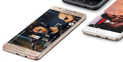 Spesifikasi Samsung Galaxi J7 Prime