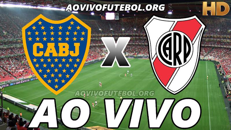 Boca Juniors x River Plate Ao Vivo Hoje em HD