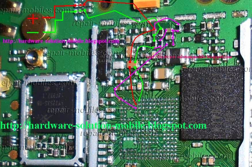 C2-08, C2-06, C2-03 Mic Problem Ways Solution ~ FLASH FILE STORE