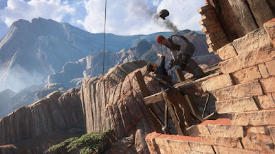 Uncharted 4 - Gameplay Dublado