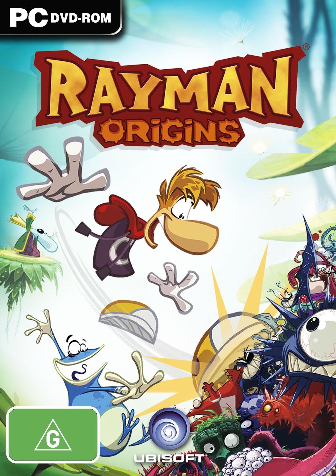 Free Rayman Games