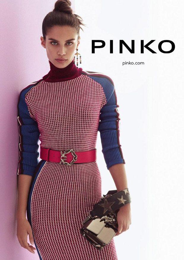 Pinko Fall 2017 Campaign
