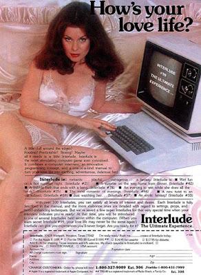 Anuncios antiguos de ordenadores en los 80