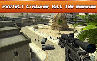 Sniper Ops 3D Mod