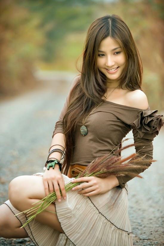 Thai Ha - Vietnamese girls 18 years old | Ngắm Gái Xinh