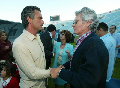 Man U. coach Jose Mourinho's father, Felix Mourinho dies aged 79