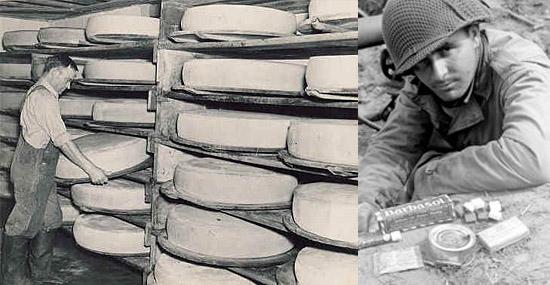 7 Curiosidades sobre Cheetos - Queijo da 2 Guerra Mundial