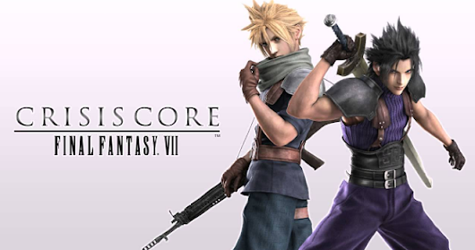 Download Crisis Core : Final Fantasy VII PSP PPSSPP ISO CSO Android