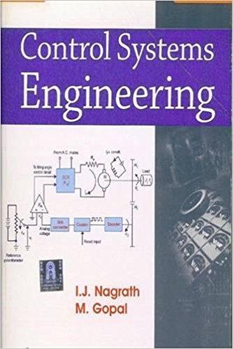 Pdf] control systems engineering by i. J. Nagrath, m. Gopal book.