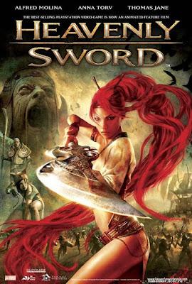Heavenly Sword 2014 DVD R1 NTSC Latino