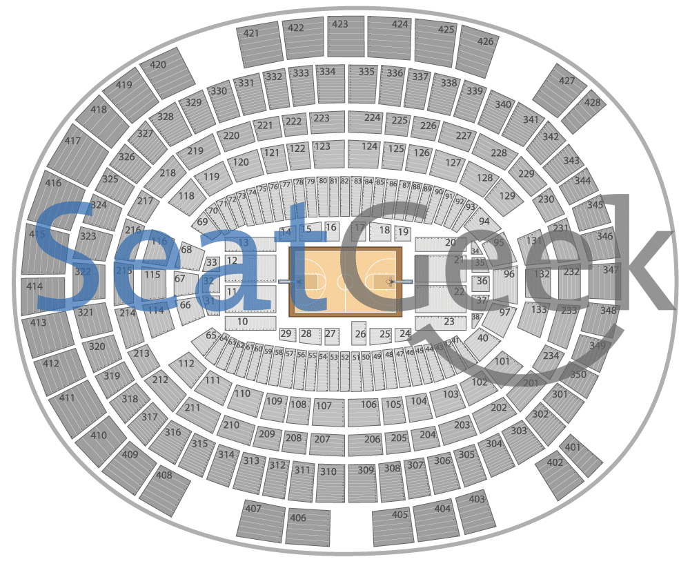 msg seating chart concert - Seating Madison Square Garden New York City MSG