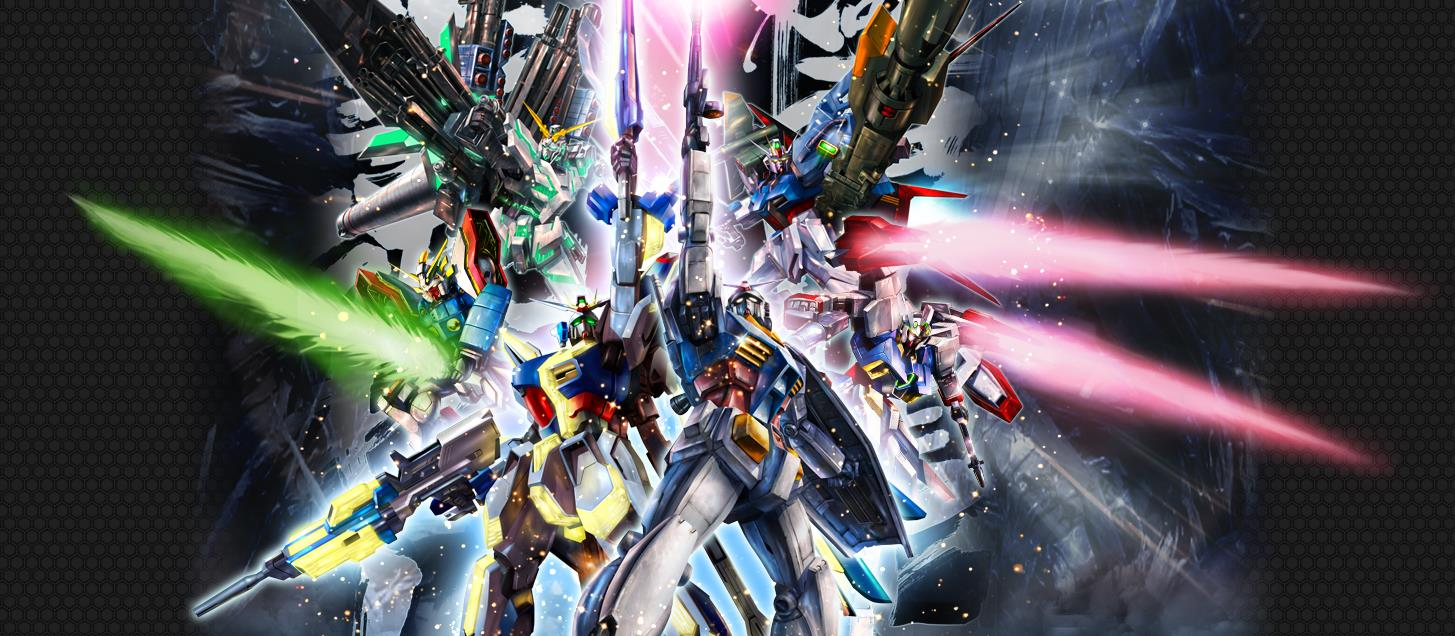 Gundam Extreme VS: MAXI BOOST - Wallpaper images - Gundam ...