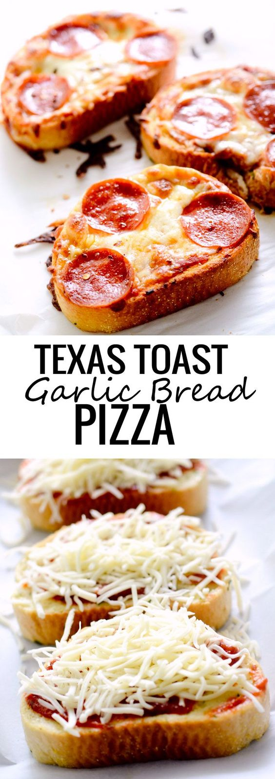 ★★★★☆ 3019 ratings      | TEXAS TOAST GARLIC BREAD PIZZA #TEXAS #TOAST #GARLIC #BREAD #PIZZA