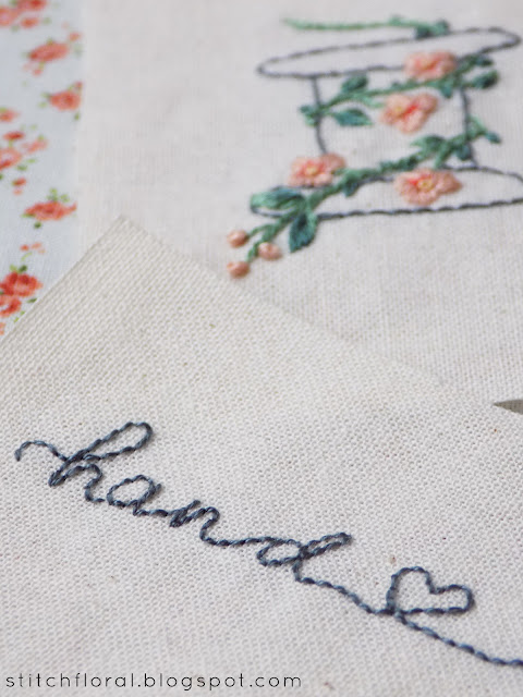 Miniature stitching