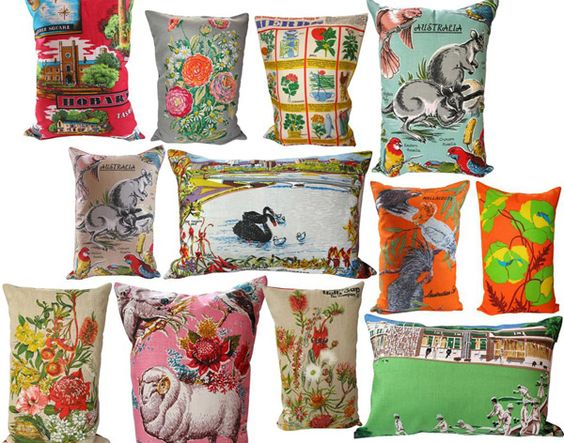 Home decor, eclectic, colorful
