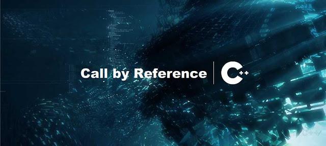 Cara dan Contoh Pemanggilan dengan Referensi (Call by Reference) C++ - belajar C++