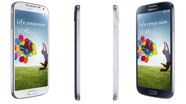 Samsung Galaxy S4 was out Thursday night in New York