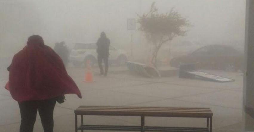 SENAMHI ALERTA: Velocidad del viento superará los 30 kilómetros por hora en la región norte - www.senamhi.gob.pe