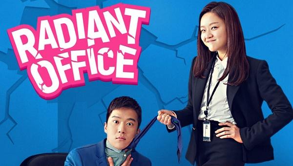 drama korea tentang karir dan kerja radiant office