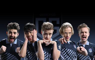 Topson sử dụng Instagram để thông báo về đội hình của team OG?