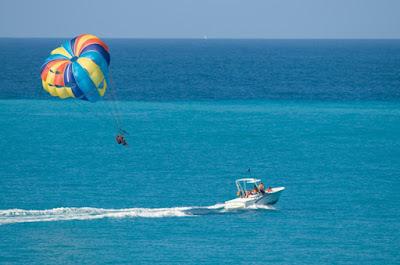 crab island parasailing