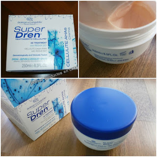 Superdren Ahan Cream
