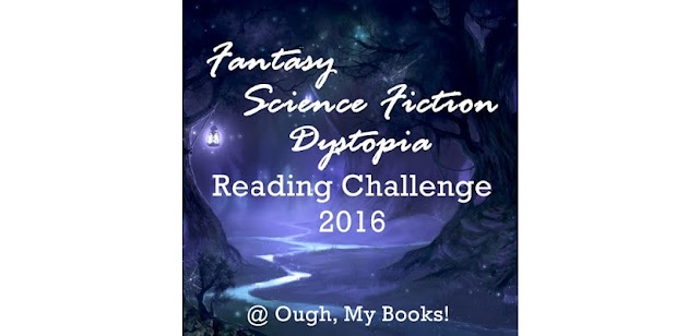 [MASTER POST] Fantasy, Science Fiction, Dystopia Reading Challenge 2016