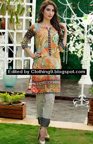Mausummery Eid Collection 2015
