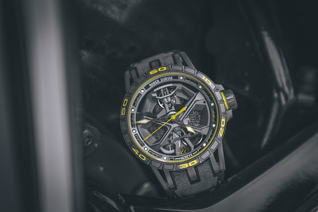Second year of Roger Dubuis' iconic partnership with Lamborghini set for flag off at Super Trofeo ME