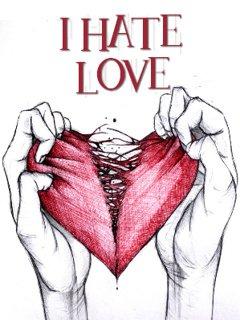 I hate love bengali poem