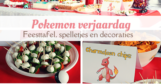 Vaak Pokemon verjaardag - MizFlurry #AC47