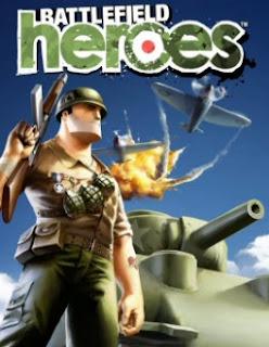 تحميل لعبة باتل فيلد هيروز Battlefield Heroes للكمبيوتر
