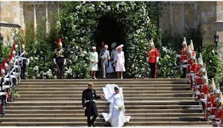 Που κατέληξαν τα χιλιάδες λουλούδια από τον βασιλικό γάμο