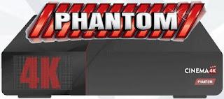 Resultado de imagem para PHANTOM CINEMA 4K