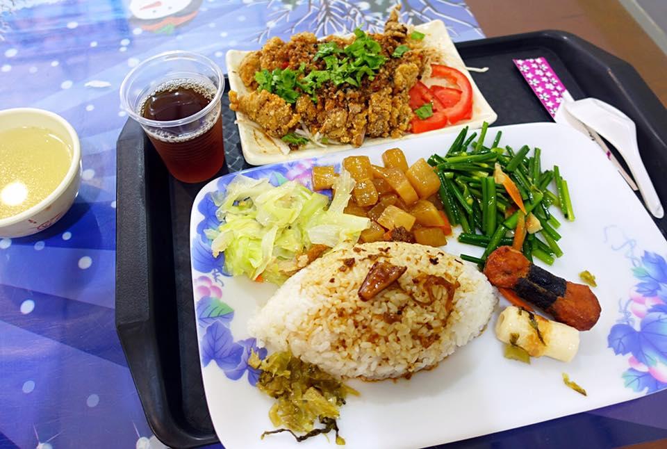 東勢-品味美食坊 清爽好吃平價的泰式椒麻雞便當食記