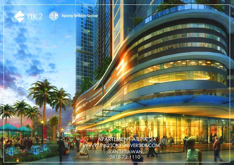 mall tokyo riversdie pik 2