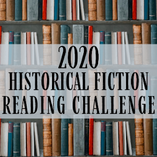 Hictorical Fiction Readers Challenge