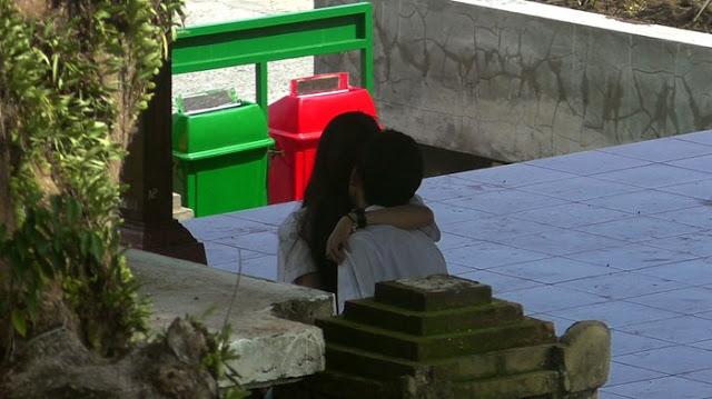 """""""Remaja Sekarang Sudah Tak Tahu Malu"""" Monumen Klungkung Dijadikan Tempat M*sum"""