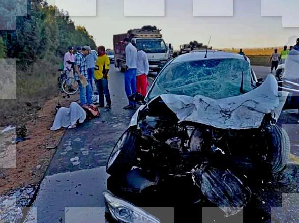 صور/ حادثة سير مروعة بالعرائش تودي بحياة 4 أشخاص و ترسل 3 آخرين إلى المستعجلات في حالة خطيرة !