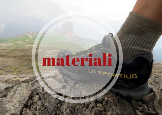 materiali montagna
