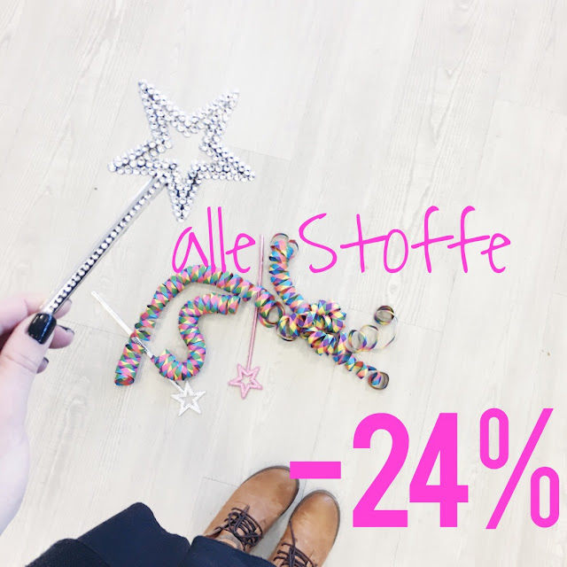 grinsestern, stoffe, onlinestoff, fasching, late night shopping,
