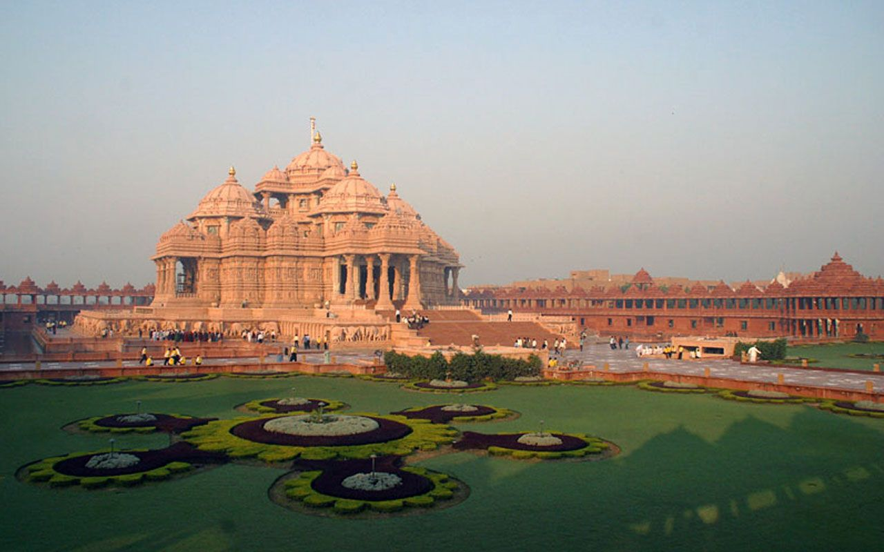 temples in Delhi
