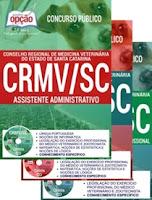 apostila CRMV-SC 2017