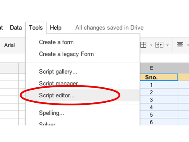 Scripting in your spreadsheets   Hacking Everything