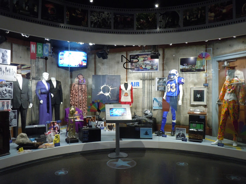 NBC TV costume exhibit