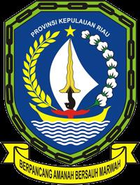 Arti dan makna Logo lambang Provinsi Kepulauan Riau (Kepri)